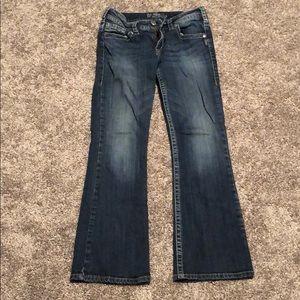 Women's Silver Jeans 28/30